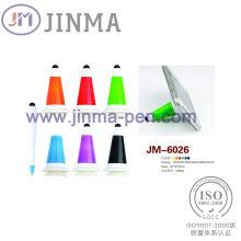 Das Plastikmultifunktionshandy stehen Promotiom Stift Jm-6026