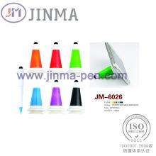 The Plastic Multifunctional Cellphone Stand Promotiom Pen Jm-6026