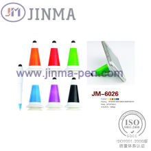 The Plastic Multifunctional Cellphone Stand Promotiom Pen Jm-6026