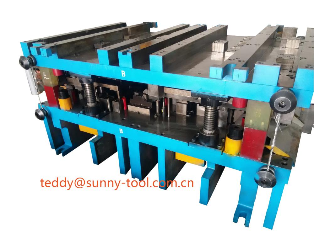 Competitive Price Stamping Die with Good Quality