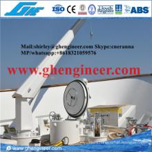 3t@3m Small Hydraulic Yacht Deck Crane