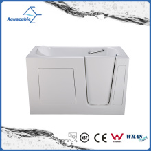 Acrylic Walk-in Wheelchair Safe Bathtub for Disabled (ACB2653W)