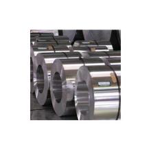 Tira de aço inoxidável laminada a frio (410/430/409/316/304) Tira de aço inoxidável laminada a frio