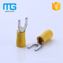 Factory Price Insulated Tinned Copper Spade Female Tube Terminals