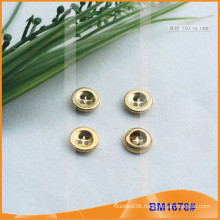 Metal Military button Four holes button BM1678