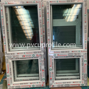 Tempered Glass Vinyl Window Repair Top Hinged Window