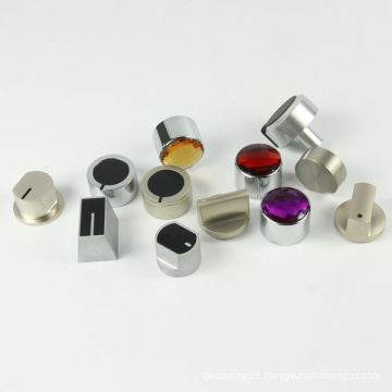 Customized Zinc Aluminum Alloy Knob Twist