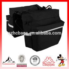 Горячая распродажа Открытый пользовательские Паньер сумка с двойным боковым сумка (с esx-LB276)