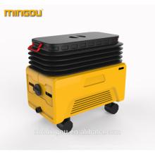 Lavadora de coches de alta presión inalámbrica de alta presión portátil de la batería de litio de la venta