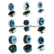binzel type roller/welding feed roller