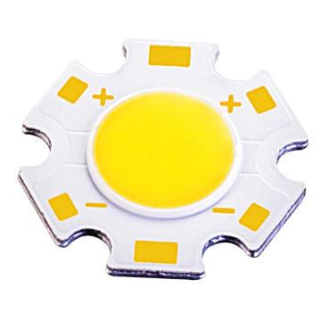 Star Shape, Superbrightness 7W COB LED Chips