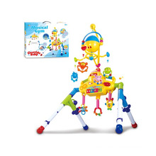 Hot Sale Indoor Baby Gym Toy with Music