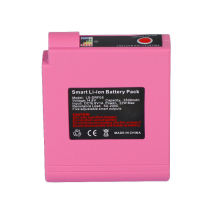 Heated Garments Battery 12v 2600mah Lithium-ion With 4-heat Levels