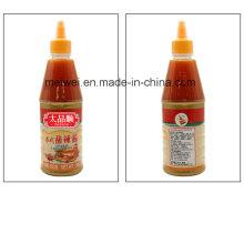 500g Thai Sweet Chili Sauce in der Haustierflasche