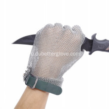 Safety+Wire+Mesh+Stainless+Steel+Gloves