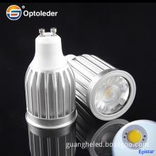 5yrs Product Warranty 560lm Warm White 3000k 230V COB LED LED GU10 7W