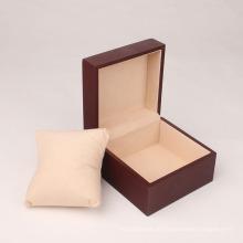 Caixas de empacotamento do relógio de papel feito sob encomenda com logotipo UV do ponto