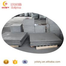 Ronda / bloque de grafito de carbono personalizado a buen precio