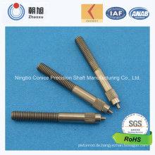 ISO-Fabrik-Qualitäts-Doppeldurchmesser-Welle für Hauptanwendung