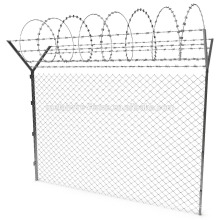Mur de soutènement en gabion / boîte à gabions / panier à gabions