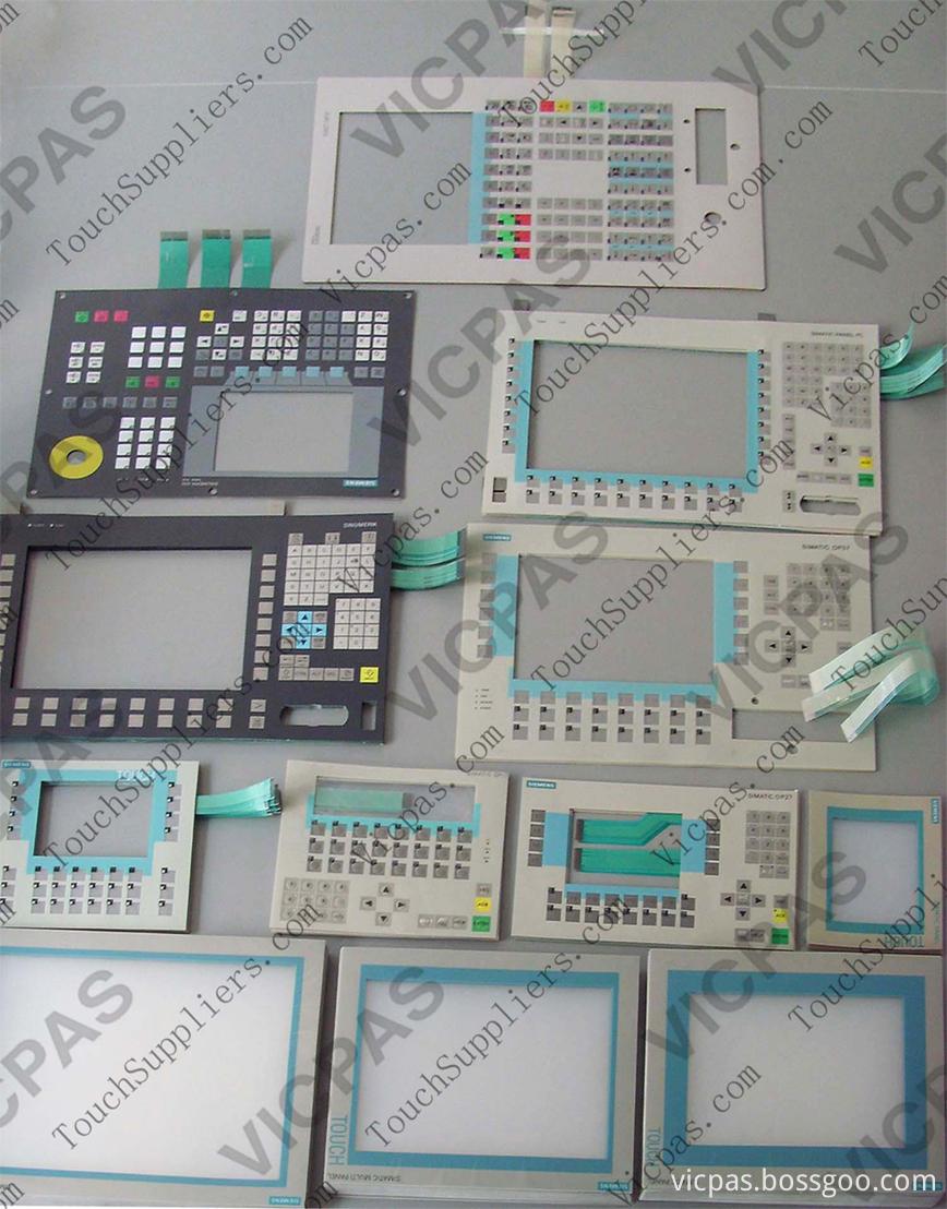 membrane keyboard keypad