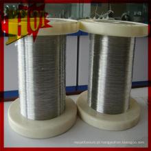 Ni 200 fio de níquel puro 0,025 mm para semicondutor
