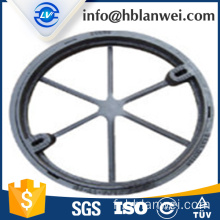 D400 Heavy Duty cycle béton Manhole Cover
