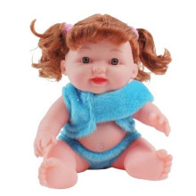 "8.5"" PVC Cute Baby Alive Doll with Perfume"