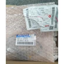 702-21-07610 komatsu solenoid valve WA470-6  parts genuine