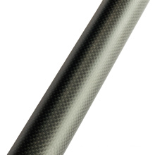 100% Carbon fibre gutter cleaning telescopic tapered pole