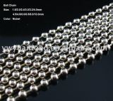 Nickel Plated Ball Chain