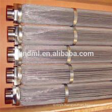OEM ,Stainless Steel Sintered Melt Filter Cartridge, melt filter element for Nylon industry