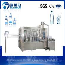Automatic 3 in 1 Bottle Pure Water Filling Equipment Machine