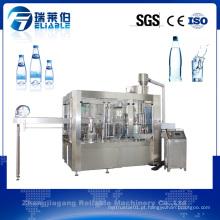 Custo completo da planta de enchimento de água mineral para venda