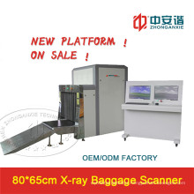 Professional X Ray Baggage Scanner Machine with Waterproof Keyboard