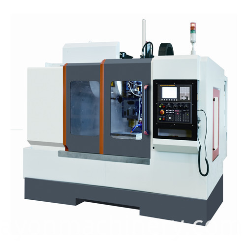 High-precision CNC Milling Machines