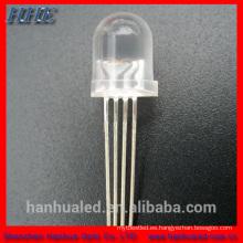 3mm 5mm 10mm super emitiendo luz diodo led amarillo precio más barato