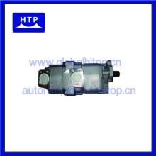 705-52-31080 pompe à engrenages pour komatsu pièces, tracteur hydraulique pompe à engrenages