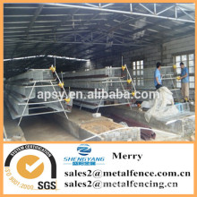 304, 316 stainless steel welded wire mesh for chicken cage