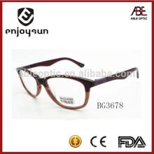 2015 custom design lady acetato optical frameS eyeglasses