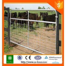 High quality cattle rail fence/cheap field fence/cattle fence hot sale