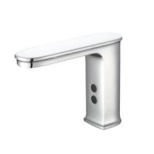 F186 Commercial Automatic Tap Sensor Electric Water mixer  Bathroom Sensor Faucet