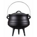 pre-seasoned cast iron south african pot