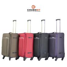 Chubont New 4 Roues Double Zipper 3PCS Loisirs Bagages