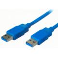 USB v3. 1-Uhr Golden plattiert Kabel