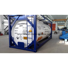 ASME Standard LPG ISO Tank Container