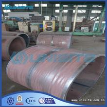 Tubagem de carregamento de aço resistente ao desgaste