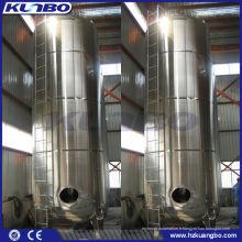 Réservoir de fermentation de vin personnalisé en acier inoxydable