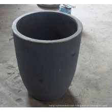 Low price high density graphite crucible