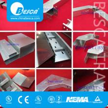 Открытый GI стальные желоба для кабеля короб